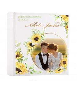 ALBUM NA ZDJĘCIA WSUWANE Z NADRUKIEM 200 zdjęć 10x15 DZIECIĘCY personalizowany PREZENT NADRUK UV